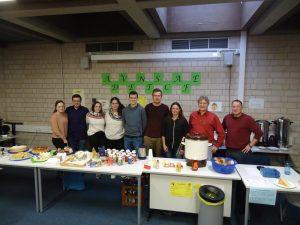 Adventskaffee 2018 an der  Dr.-Walter-Bruch-Schule, KBBZ St.Wendel