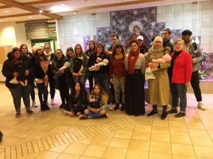Eltern sein für eine Woche – Projekt Babybedenkzeit am BBZ St. Wendel