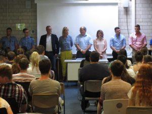 10. Berufsinformationstag an der Dr.-Walter-Bruch-Schule