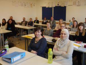 SPD-Abgeordnete besuchen das BBZ St. Wendel