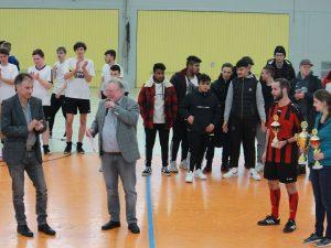 3. DWBS-Cup der Dr. Walter-Bruch-Schule in St. Wendel – Sport verbindet
