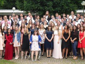 Impressionen von der Abschlussfeier der Fachoberschule und der Handelsschule