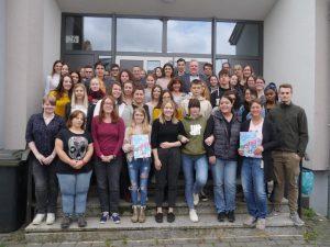 Schüler der Dr.-Walter-Bruch-Schule übernehmen Fairantwortung