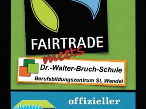 Fairtraide Zertifizierungsfeier