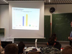 """Von wegen """"falscher Fünfziger"""" – Die Deutsche Bundesbank zu Besuch mit dem Thema Falschgeldprävention"""