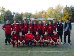 Nordsaarmeister 2017 – Zum dritten Male in Folge für die Endspiele um die Saarlandmeisterschaft qualifiziert