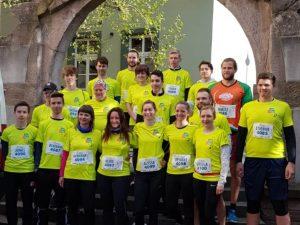 #2Cool4School – Lehrer und Schüler der Dr.-Walter-Bruch-Schule beim Globus Marathon St. Wendel