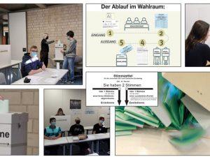 Juniorwahl zur Bundestagswahl 2021 – Oberstufengymnasium der Dr.-Walter-Bruch-Schule war mit dabei