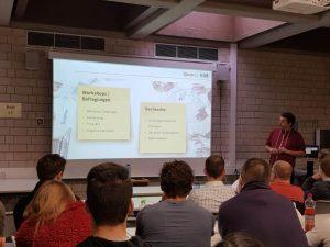Schule trifft Wirtschaft – KiM besucht die Dr.-Walter-Bruch-Schule