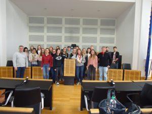 Interessante Einblicke in die Arbeit des Landtages und des saarländischen Rundfunks