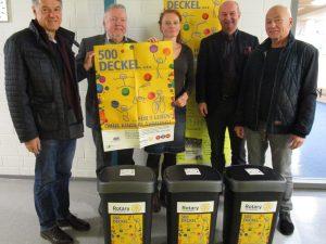 Dr.-Walter-Bruch-Schule kooperiert mit Rotary Club St. Wendel
