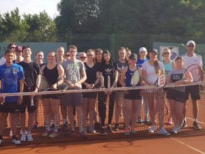 Tennisworkshop