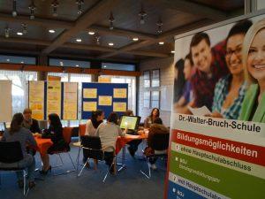 Berufliches Oberstufengymnasium der Dr.-Walter-Bruch-Schule  – Trotz Corona auf Abikurs